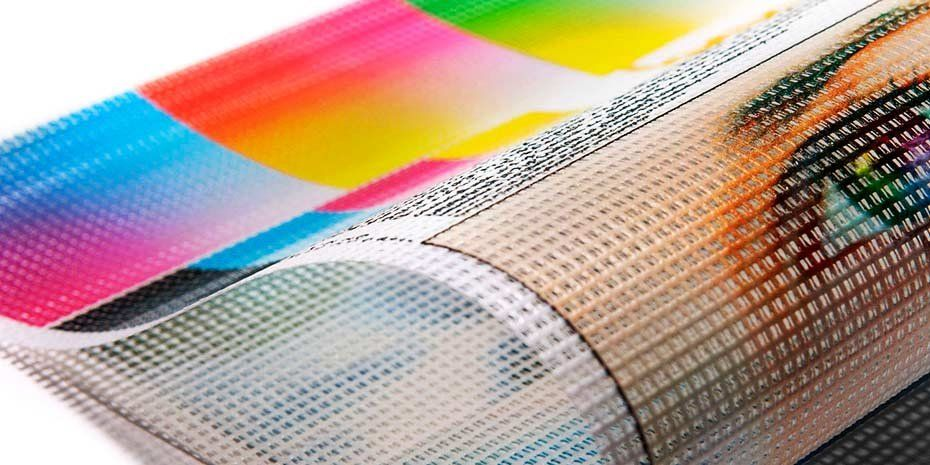 Чем рисовать на баннерной ткани