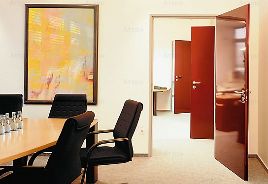 изготовление входных дверей для офиса